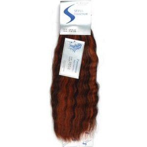 """Sepia European  Wet & Wavy weaving 10"""""""
