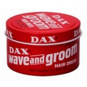 DAX Wave and Groom[Red] 3.5oz