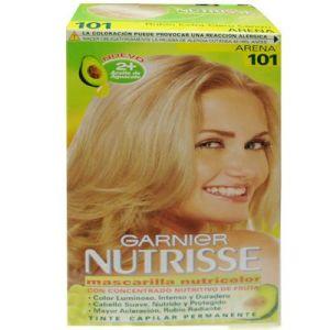 Garnier Nutrisse Permanete hair color#101