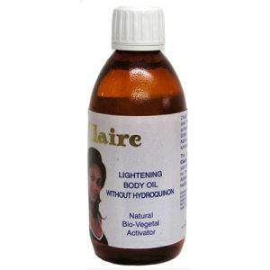 Bio claire Lightening Body oil no Hydroquinone 2oz