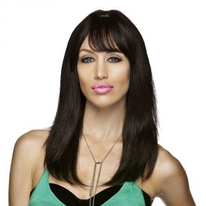 Brazilian Human Hair Wig/H Britney/Natural Black