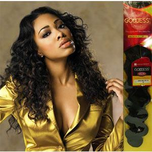 Goddess Remy Loose Deep Wave 14""