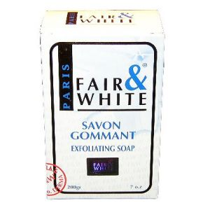 Fair & White EXCLUSIVE Whitenizer Exfoliating Soap 7oz