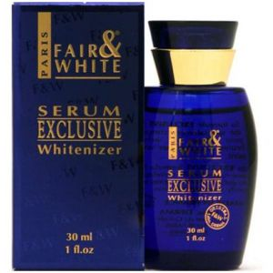 Fair & White Serum Exclusive Whitenizer 1oz