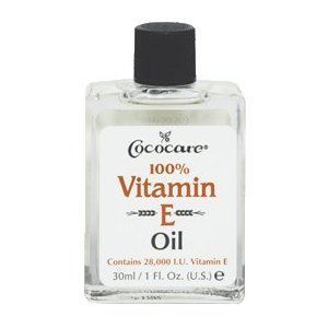 Cococare 100% Vitamin E Oil 1oz