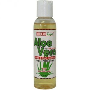 African Angel Aloe Oil 4oz