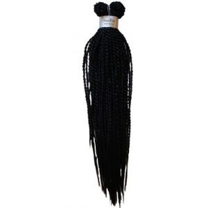 "RastAfri SENEGAL SOUL  Braid19""- Folded(38"" total length)"