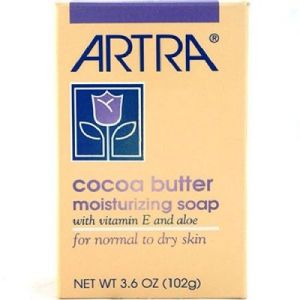 Artra Cocoa Butter Moisturizing Soap 3.6oz