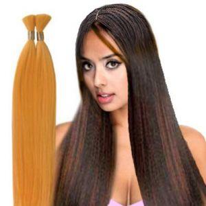 """Eve Bio-X Hair pf yaki Bulk 24"""" Braiding"""