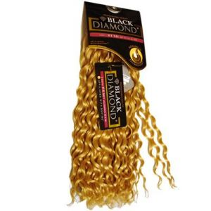 "Black Diamond Italian curly - 12"" - #27 blonde"