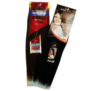 "BOBBI BOSS Soft Silky Straight 12"" SPECIAL COLOR"