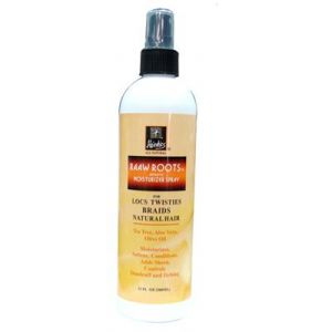 Hairobics Raaw Roots locs twisties, Braids, Natural hair  Sheen Spray 12oz