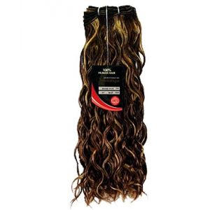 "Opheratique Spanish Wave - 14"" #1 Jet Black"