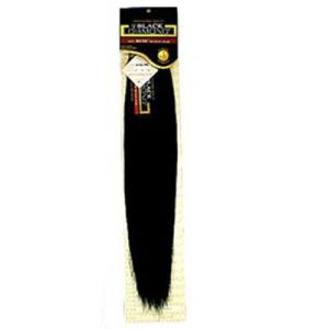 Black Diamond Natural Perm STRAIGHT-18""
