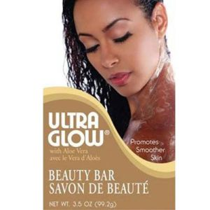 Ultra Glow Beauty Bar 3.5oz