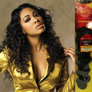 Goddess Remy Loose Deep Wave 18""